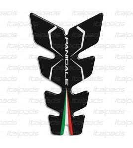 MOTORRAD TANKSCHUTZ schwarz für Ducati Panigale