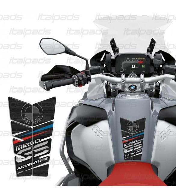 "Honeycomb texture /""Shark/"" for Kawasaki Z900 Tank Pad mod"